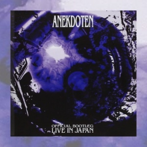 Anekdoten – Official Bootleg: Live in Japan 1997