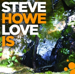 Steve Howe - Love Is (album cover)