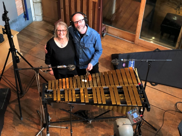 Judy Dyble & David Longdon - photo by Greg Spawton