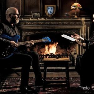 David Longdon & Judy Dyble - photo by Sophocles Alexiou