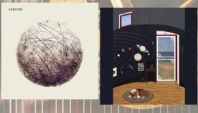 Adenine - Adenine   Mary Lattimore - Silver Ladders album covers on TPA