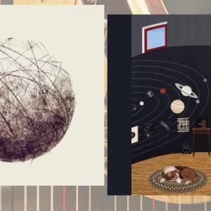 Adenine - Adenine | Mary Lattimore - Silver Ladders album covers on TPA