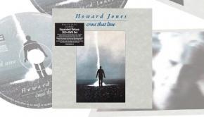 Howard Jones - Cross That Line [Expanded Deluxe 3CD & DVD Set
