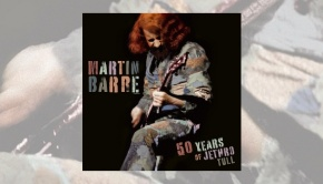 Martin Barre – 50 Years Of Jethro Tull