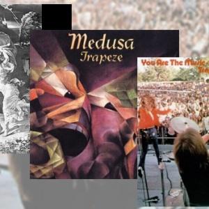 Trapeze - Trapeze, Medusa, You Are The Music