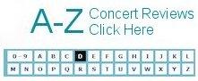 TPA A-Z Concert Reviews
