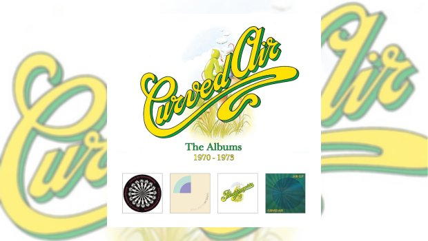 Curved Air - The Albums 1970-1973