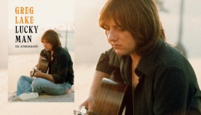 Greg Lake - Lucky Man: The Autobiography