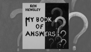Ken Hensley - My Book of Answers