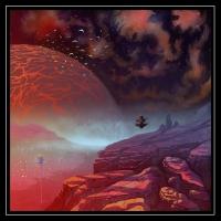 Caelestra - Black Widow Nebula