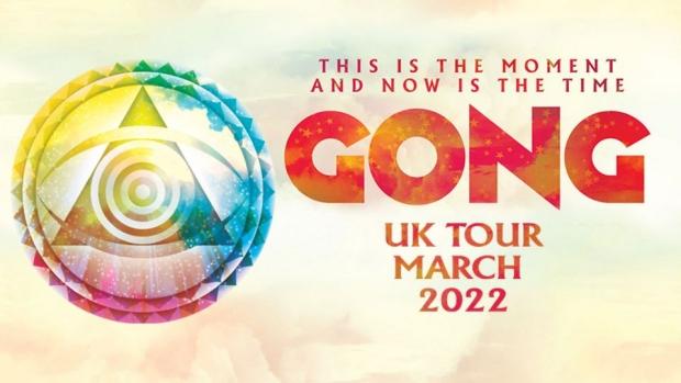 Gong UK Tour 2022 banner (TPA)