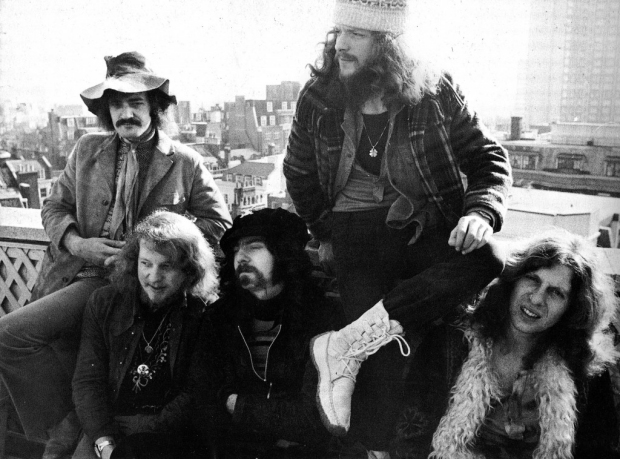 Jethro Tull courtesy of the Jethro Tull website