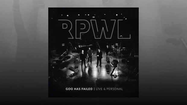 RPWL - God Has Failed: Live & Personal