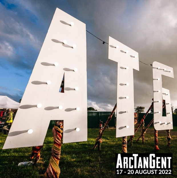 ArcTanGent (ATG) banner