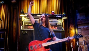 Bryan Beller - The Aristocrats, photo by Daniel Work