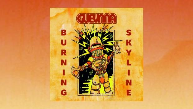 GUEVNNA - Burning Skyline