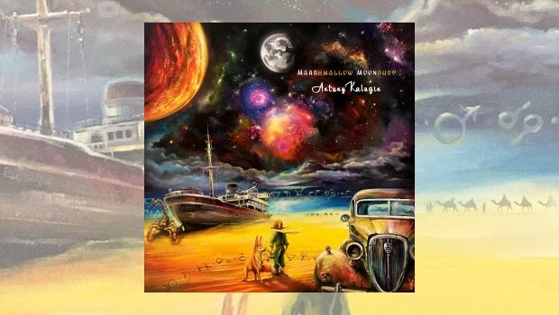 Antony Kalugin - Marshmallow Moondust