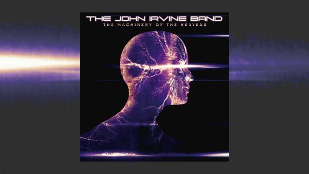 The John Irvine Band – The Machinery Of The Heavens