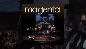 Magenta – Angels And Damned – 20th Anniversary Show (2DVD/2CD) TPA banner