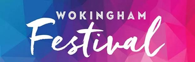 Wokingham Festival banner