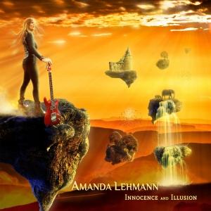 Amanda Lehmann solo album cover