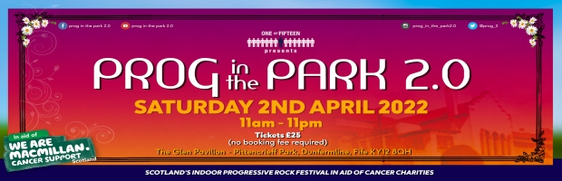 Prog in the Park 2.0 banner
