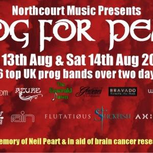 Prog for Peart