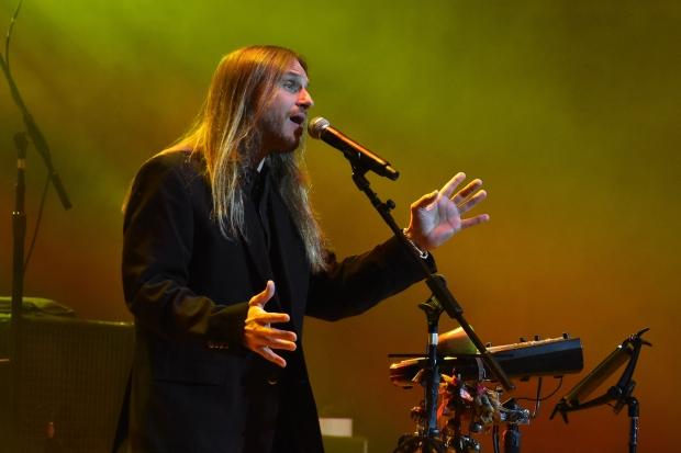 Jon Davison - YES (Photo Geoff Ford)