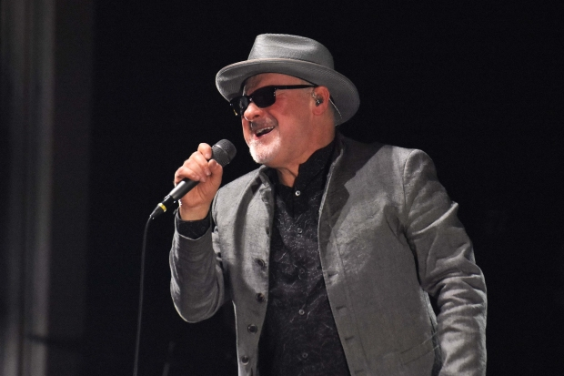 Paul Carrack - photo by Geoff Ford