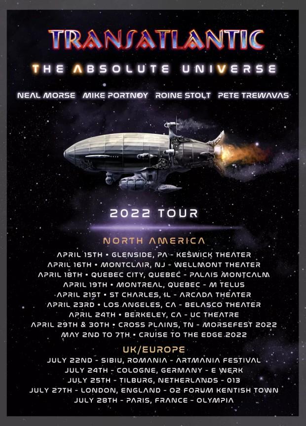 TransatlanticTour Poster 2022