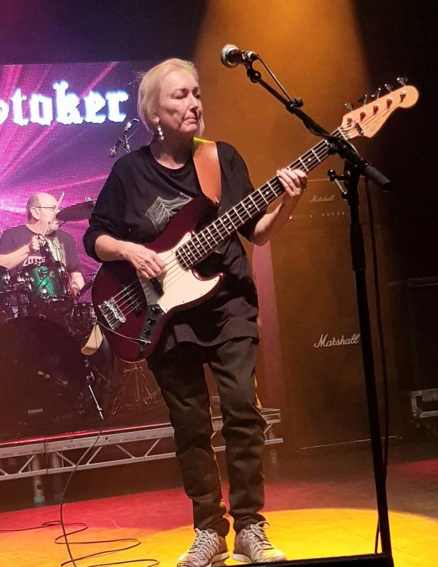 Bram Stoker at HRH Prog London