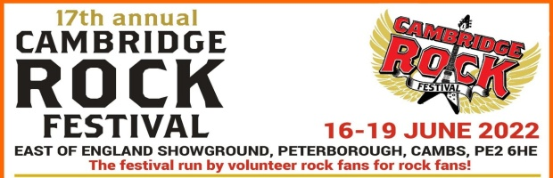 Cambridge Rock Festival 2022