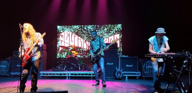 The Deviant Amps at HRH Prog London
