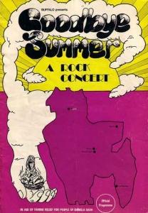 Goodbye Summer poster