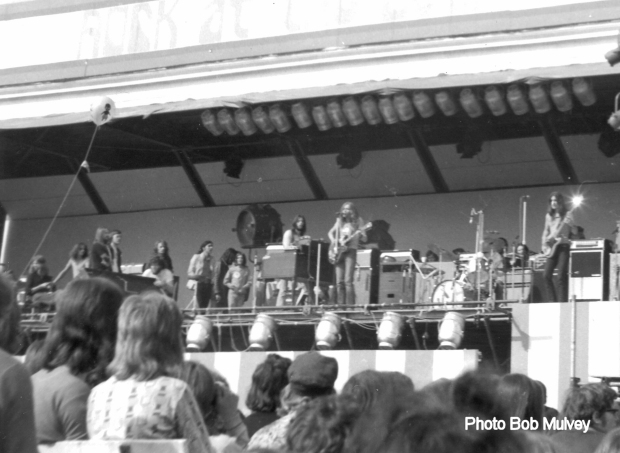 Grease Band at The Oval 1971