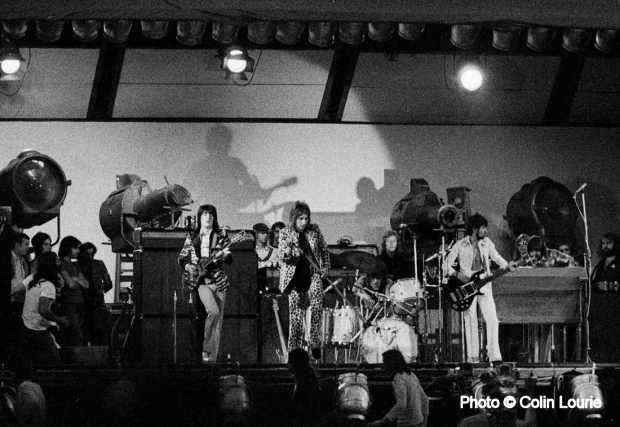 The Faces at The Oval 1971