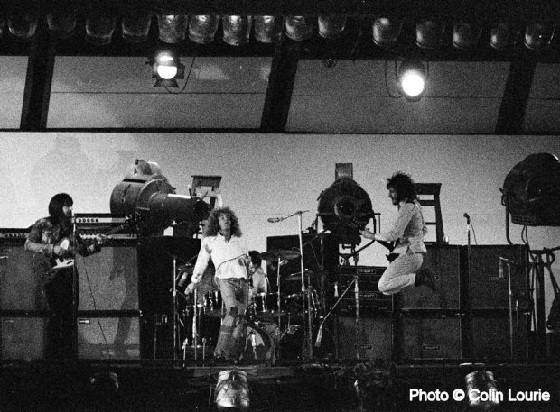 The Who at The Oval 1971