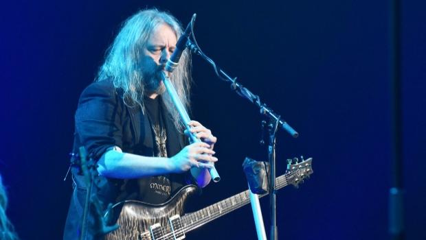 Troy Donockley (photo by Geoff Ford)