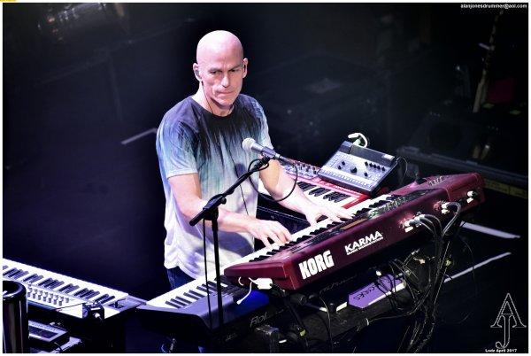 Mark Kelly - Marillion live in Lodz